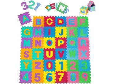 Puzzlematte 86-tlg. von tectake