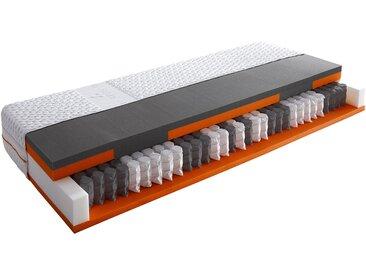 SCHLARAFFIA® GELTEX® Prestige 7-Zonen-Tonnentaschenfederkernmatratze (80x200, soft-mittelfest)