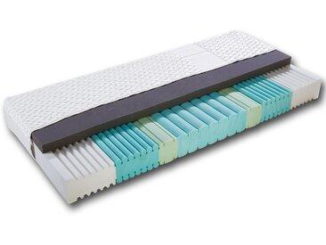 SCHLARAFFIA® GELTEX® Relax 7-Zonen-Kaltschaummatratze (80x200, mittelfest)