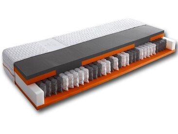 SCHLARAFFIA® GELTEX® Prestige 7-Zonen-Tonnentaschenfederkernmatratze (90x200, soft-mittelfest)