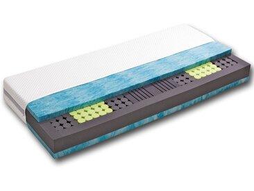 Paradies® Exclusiv 7-Zonen-High-Tech-Kombinationskernmatratze (90x190, mittelfest)