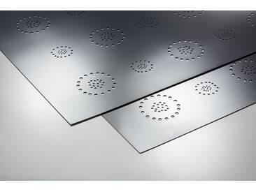 Effektplatte 3D Diamonds