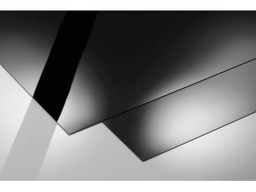 Effektplatte Klavierlack schwarz