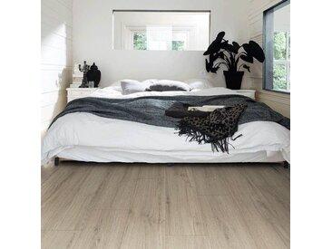 Meister Designboden - MeisterDesign life Dd800 Polareiche 6994 - Bio-Designbelag zum Klicken als Landhausdiele mit schöner Holzstruktur