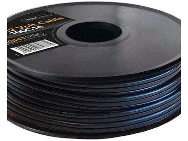 planeo 12V 200m Kabel für planeo Beleuchtungssystem - Kabel für Terrassen- und Gartenbeleuchtung