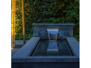 planeo Gartenbeleuchtungs Set - Atik R1 LED dimmbar - Einbaustrahler aus Aluminium 65-750 lumen