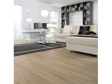 Wineo 400 Klebevinyl - Paradise Oak Essential - Strapazierfähige Landhausdiele zum Kleben