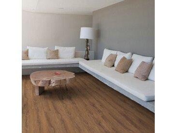 Wicanders Klick-Vinyl - Wood Go Eiche Provence Landhausdiele - strapazierfähiger Vinylboden mit integrierter Korkdämmung