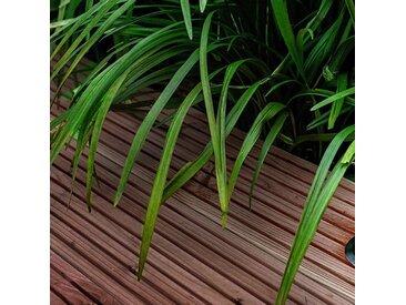 planeo Terrassenbeleuchtungs Set - Onyx60 R3 - Einbauleuchte aus Edelstahl