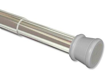 Spannstangen / ausdrehbare Klemmstangen / Klemmfix Duschstangen Tensofix Edelstahl-Optik 80-130 cm