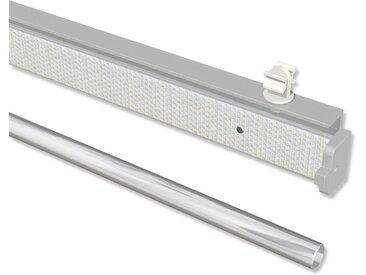 Paneelwagen Universal Kunststoff 60 cm Grau mit Klettband