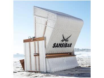 Strandkorb, Sansibar weiß