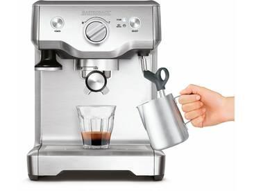 Espressomaschine Advanced S 42609 silber, Gastroback