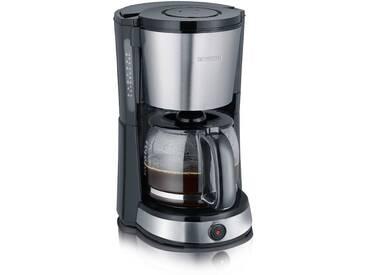 Filterkaffeemaschine SELECT - KA 4496, silber, Severin