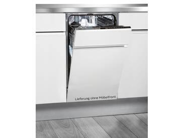 Vollintegrierbarer Einbaugeschirrspüler FSB51400Z, edelstahlfarben, Energieeffizienzklasse: A+, AEG