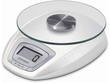 Digitale Küchenwaage, weiß, Leifheit