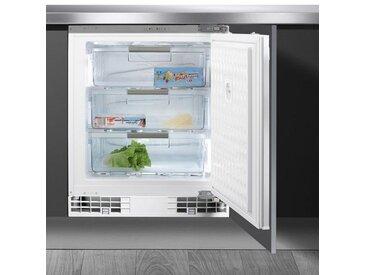 SIEMENS Einbaugefrierschrank GU15DA55, weiß, Energieeffizienzklasse: A+