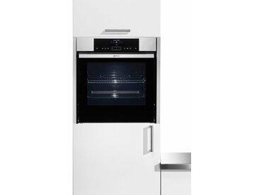NEFF Einbaubackofen BVS5522N / B55VS22N0, silber, Energieeffizienzklasse: A