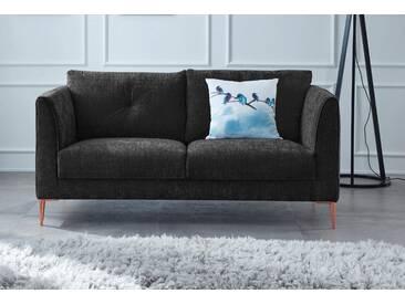 GMK Home & Living 2-Sitzer »Fock«, grau, 167cm, FSC®-zertifiziert, Guido Maria Kretschmer Home&Living