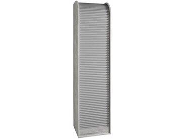 Rollladenschrank mit optimaler Tiefe »777/1RL«, grau,