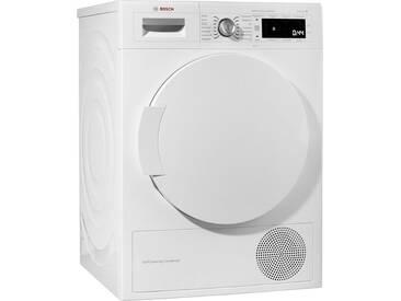 BOSCH Wärmepumpentrockner Serie 8 WTW845W0, weiß, weich, , , Energieeffizienzklasse: A+++