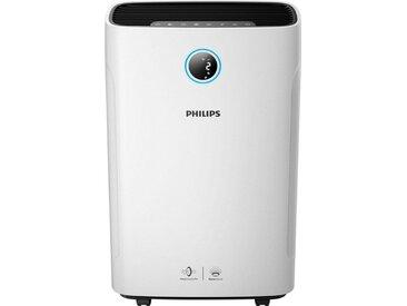 Philips Kombigerät Luftbefeuchter und -reiniger AC3829/10, weiß
