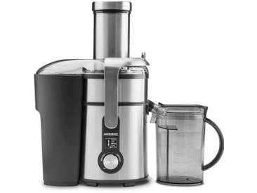 Entsafter 40151 Design Multi Juicer Digital, silber, Gastroback