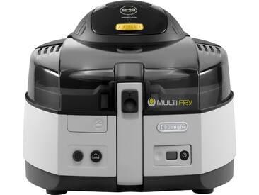 Heissluftfritteuse MultiFry CLASSIC FH1163/1; Heißluftfritteuse und Multicooker in einem, weiß, herausnehmbar, , , DeLonghi
