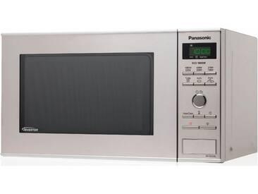 Mikrowelle NN-SD27HSGTG, silber, Panasonic