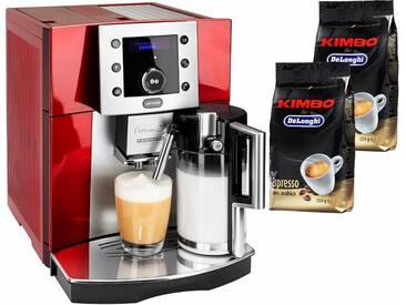 Kaffeevollautomat Perfecta ESAM 5550.R, rot, DeLonghi
