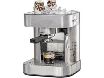 Espressomaschine EKS 2010, silber, Rommelsbacher