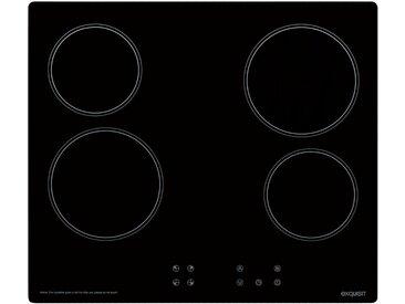 Elektro-Kochfeld EKC 601-2.1, schwarz, exquisit