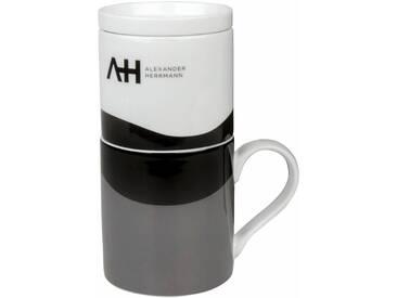 Kaffeebereiter schwarz, »Coffee for one«, Alexander Herrmann