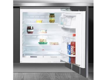 BAUKNECHT integrierbarer Unterbaukühlschrank KR 923 A++, Energieklasse A++, 81,5 cm hoch weiß, Energieeffizienzklasse: A++