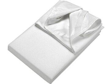 Inkontinenz-Auflage , weiß, »Frottee Matratzenschutz«, SETEX