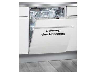 NEFF vollintegrierbarer Geschirrspüler Serie 3, Serie 3 GV3600G / S513G60X0E, 9,5 l, Energieeffizienz: A++, edelstahlfarben, Energieeffizienzklasse: A++