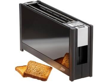 Toaster volcano 5 schwarz, schwarz, Ritter