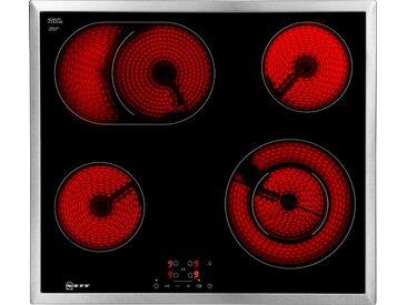 NEFF Elektro-Kochfeld von SCHOTT CERANTB1842N / T18B42N2, schwarz