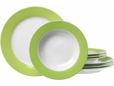 Tafelservice , grün, spülmaschinengeeignet, Ritzenhoff & Breker