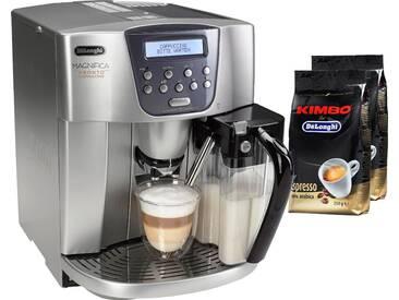 Kaffeevollautomat Magnifica ESAM 4500, silber, DeLonghi