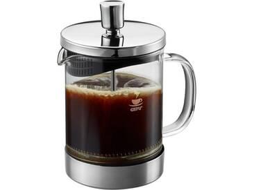 GEFU Kaffeebereiter Diego, transparent, Inhalt 600 ml, spülmaschinengeeignet