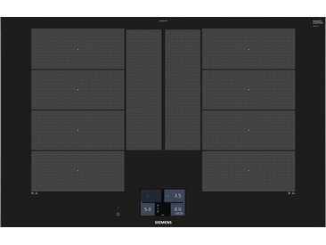 SIEMENS Flex-Induktions-Kochfeld von SCHOTT CERANEX875KYW1E, schwarz