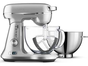 Küchenmaschine »40989 Design Advanced Pro Duo« silber, Gastroback