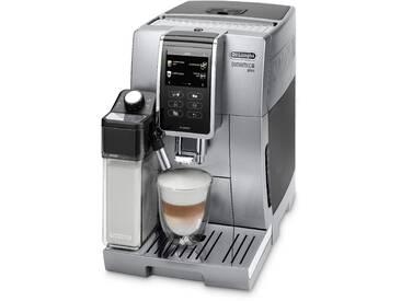 Kaffeevollautomat Dinamica Plus ECAM 370.95.S, silber, DeLonghi