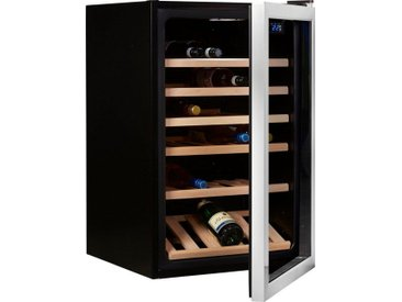 Weinkühlschrank 23538138, silber, Energieeffizienzklasse: A+, Hanseatic