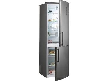 Kühl-/Gefrierkombination GBB59PZFFB, 190 cm hoch, 59,5 cm breit, Energieeffizienz: A+++, silber, Energieeffizienzklasse: A+++, LG