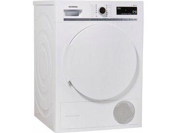 SIEMENS Wärmepumpentrockner iQ700 WT44W5W0, weiß, Energieeffizienzklasse: A+++