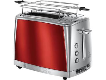 RUSSELL HOBBS Toaster Luna 23221-56 rot