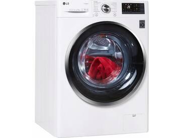 Waschmaschine F 14WM 8TS2, Fassungsvermögen: 8 kg, weiß, Energieeffizienzklasse: A+++, LG