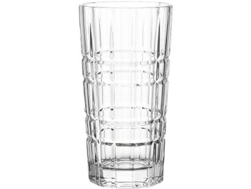 LEONARDO Longdrinkglas , transparent, 400 ml, hochwertig, »SPIRITII«, ,